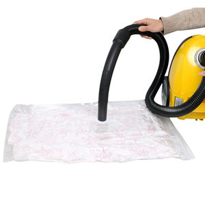 Printed Vacuum Storage Bag For Clothing And Bedding