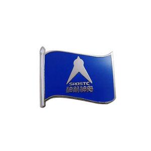 Высокое качество цинковый сплав металла пользовательские дизайн печатных круглый Орел знак