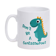 Reusable Novelty Mugs Assorted colors and designs Dinosaurs Mugs