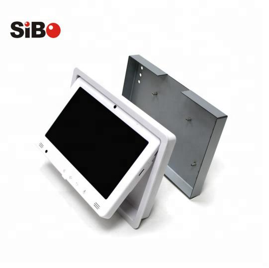 VESA Wall Mount Android Tablet with PoE, WiFi