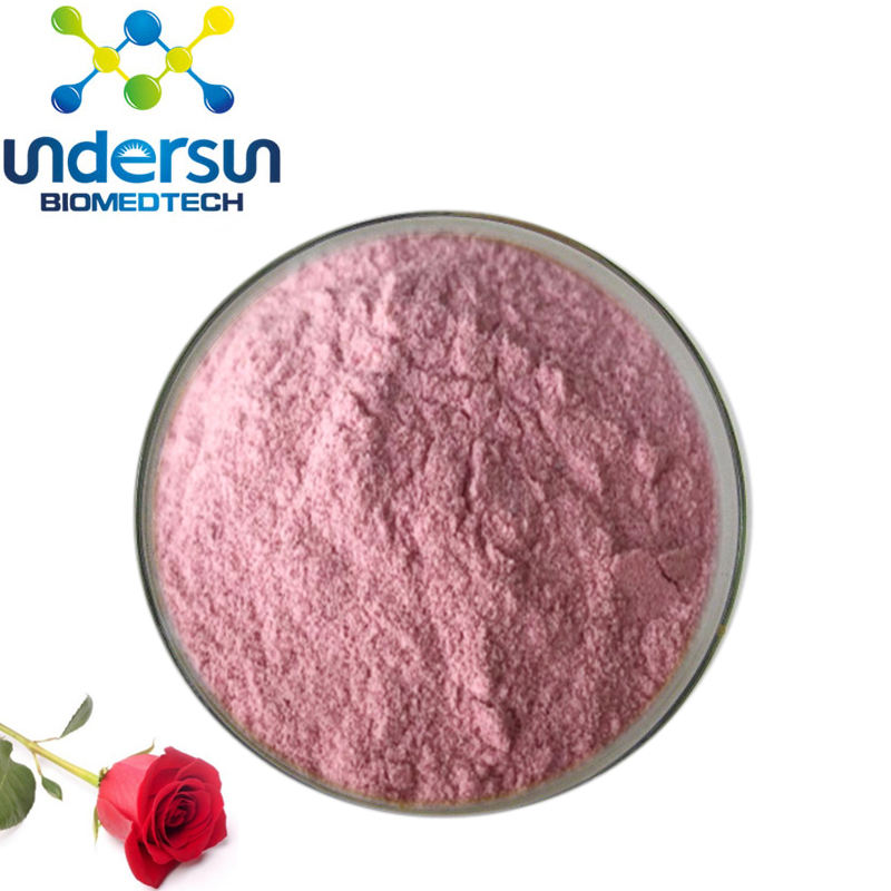 HALAL certification factory supply wholesale rose tea powder
