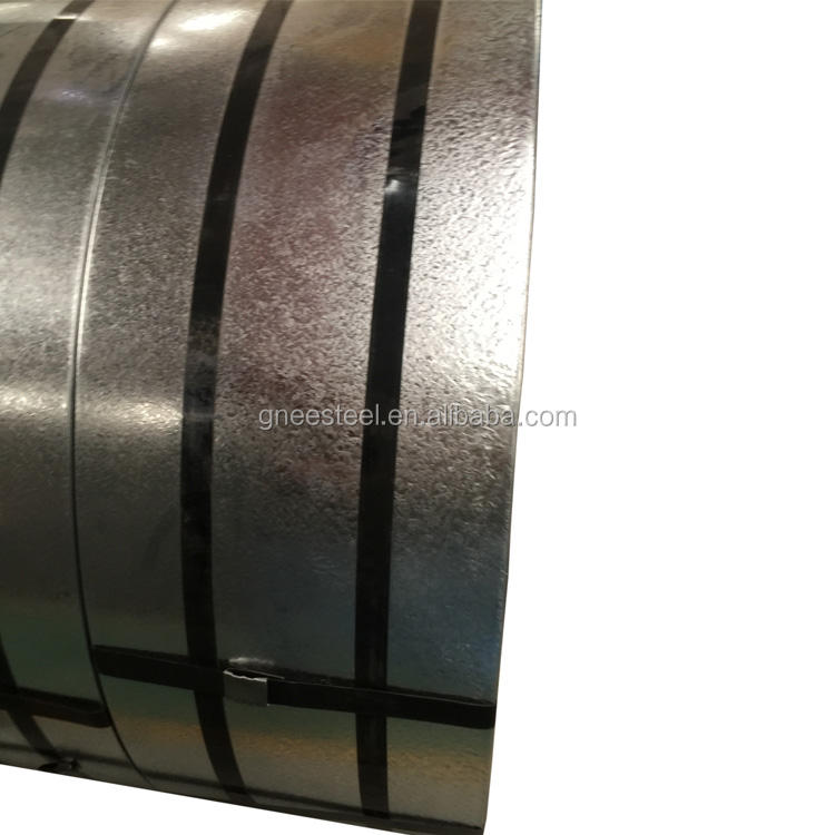 0.2-2.0 ملليمتر سمك الساخن انخفض المجلفن الزنك طلاء 40 جرام