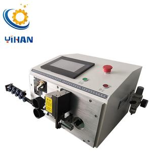 Automatic used wire bending stripping and cutting machine suits for 0.1to 25mm2