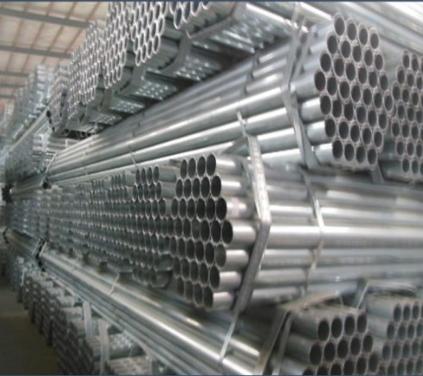 Astm a358 tubo zincato tubo tondo