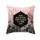 Creative pattern digital printing sofa car pillow case cushion cover for decoration