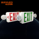 Led Emergency Exit Commercial Building Evacuation Sign Light for commercial buildings