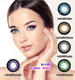 Korea Color Vivi Eye Contact Lens, 14.5mm diameter contact lens