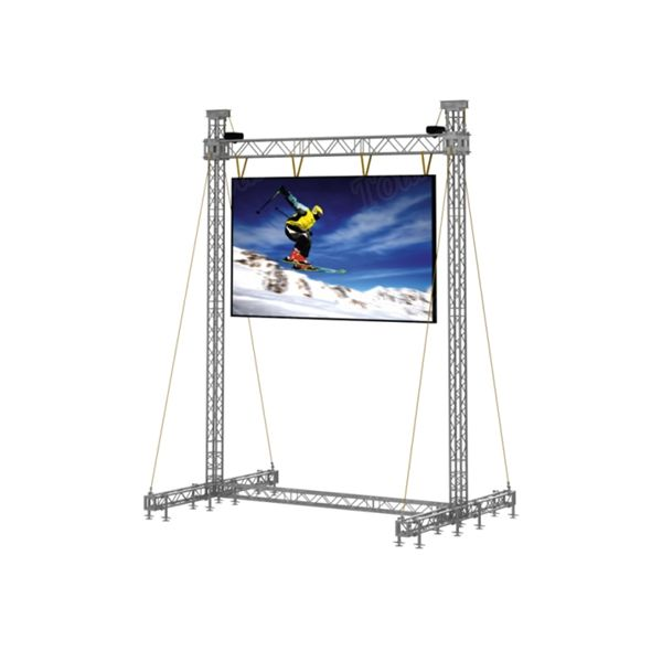 High Quality Aluminum Lighting Gantry Truss LED Screen Gantry Truss