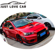 FOR MITSUBISHI LANCER EX CAR PP BODY KIT FRONT REAR BUMPER SIDE SKIRTS SPOILER 2008-2015