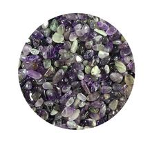 Wholesale Top Quality Natural Polished Purple Amethyst Quartz Healing Crystal Tumbled Stone