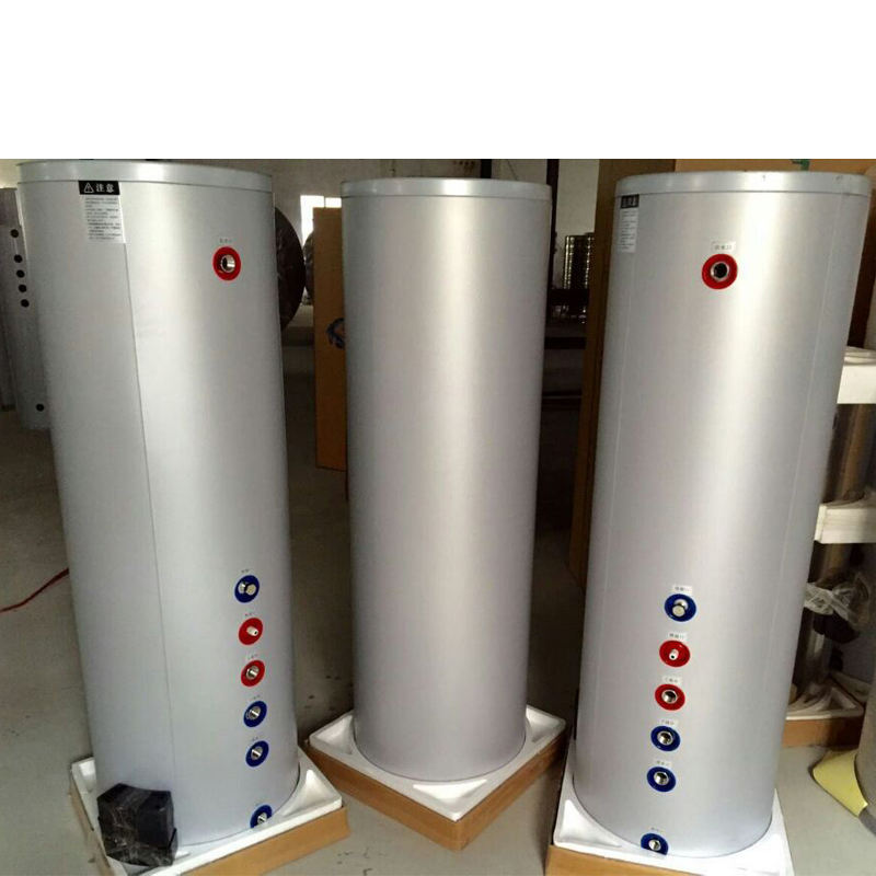 100L 200L air to water heat pump use stainless steel hot water tank