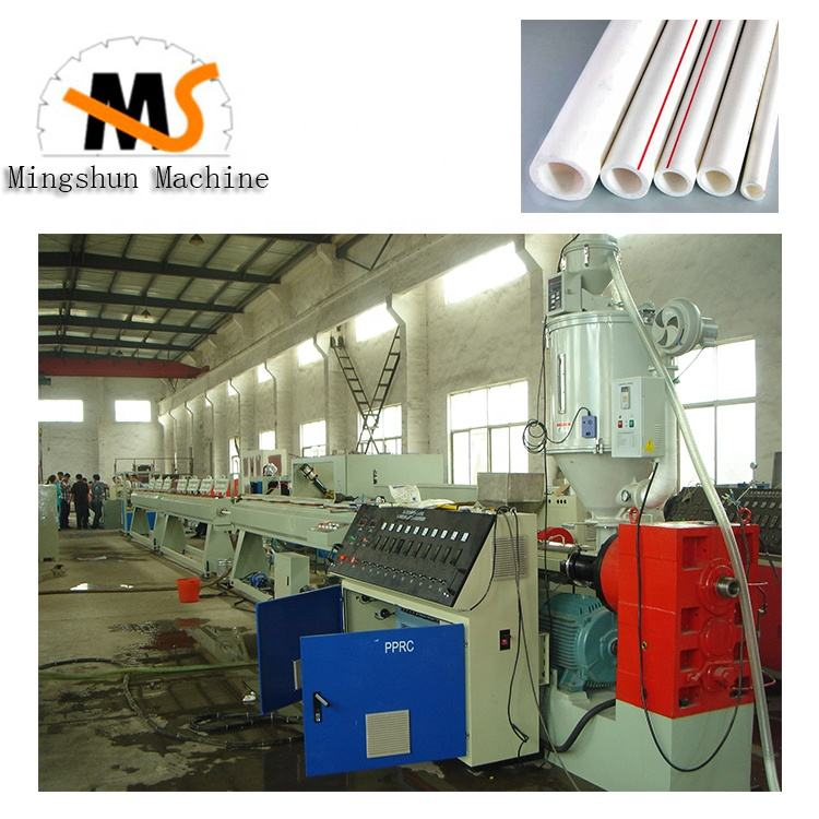Factory direct Selling new design PPR pipe line making machine