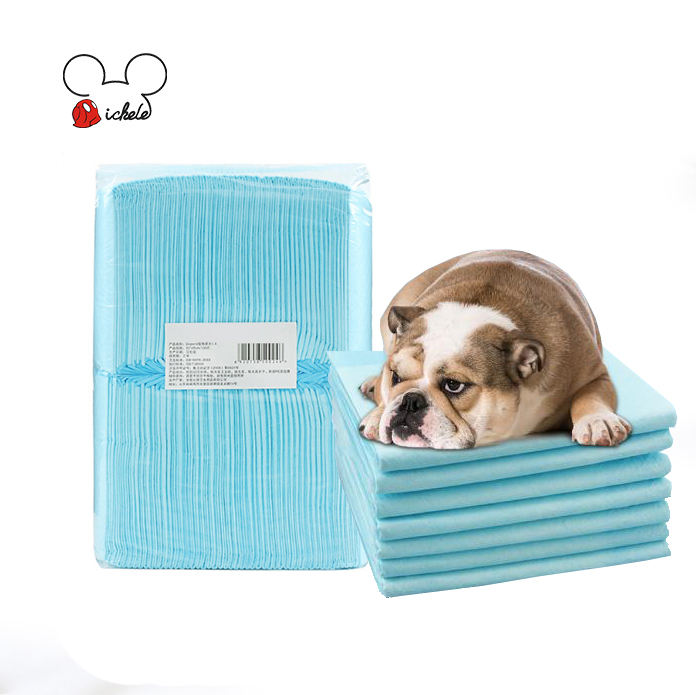 Hot sell soft non-woven top sheet disposable Pet puppy dog pee pad puppy training pad/Pet training pads
