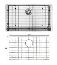High quality  stainless steel bottom grid kitchen sink grid