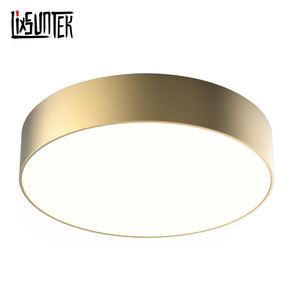 plafond suspendu luminaire | Plafonnier rond et acrylique en métal et acrylique, luminaire décoratif personnalisé au plafond du salon, offre spéciale