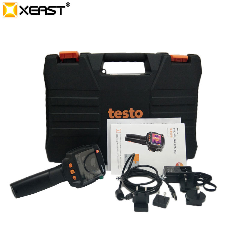 TESTO 869 Thermal imaging Camera thermal Imaging thermometer To warm Infrared Imager