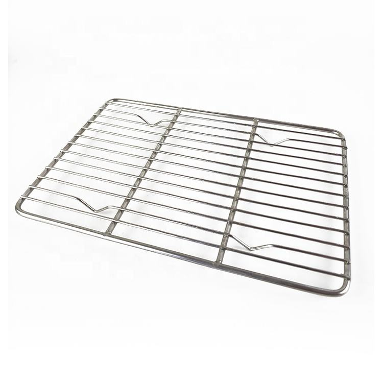 outdoor camping barbecue wire mesh / BBQ grill mesh / stainless steel grill