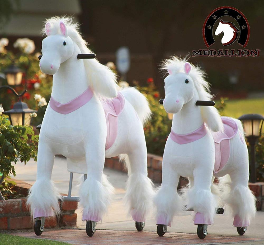 High Quality Mechanical Ride On Large Toy Horse Walking Mechanical Horse
