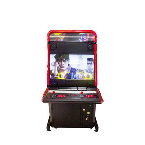 Coin pusher vintage arcade video game console new arcade cabinet game machine
