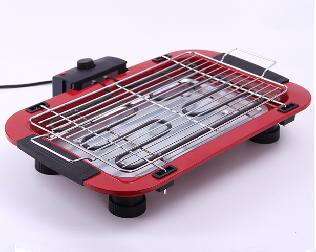 47*35*9 lagere grill grootte en non-stick koken oppervlak functie draagbare bbq grill
