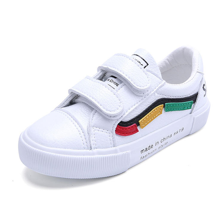 new style children fashion boy leather casual shoes kids shoes china factory price