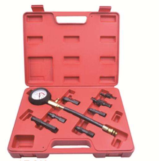 Auto reparatie tool benzinemotor compressie <span class=keywords><strong>tester</strong></span> set