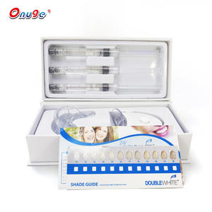 Most popular OEM tooth whitening home teeth whitening kit with FDA CE certificates