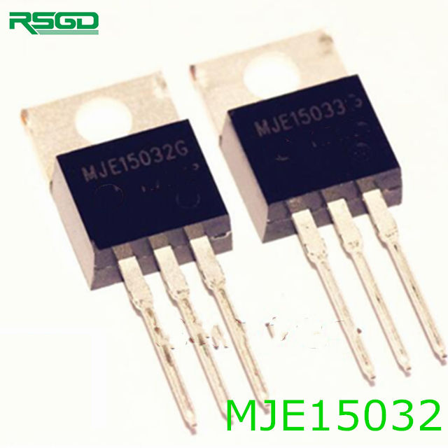 MJE15033G  50W 250V 8A ON-Semi TO-220