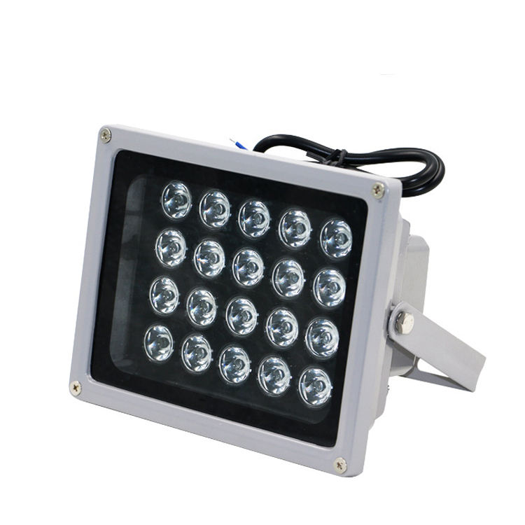 10W IR infrared 850nm940nm 740nm Outdoor LED FloodLight Security Lamp Fill Light