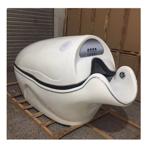 With Negative Ozone Sauna Infrared Spa Capsule Dry For Salon Slimming