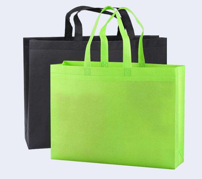Factory Supply Biodegradable Reusable Non Woven Fabric Carry Bag Pp Promotional Non Woven Bag Manufacturer In China