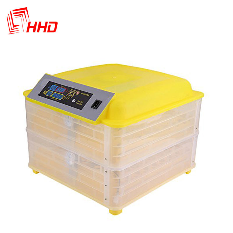 YZ-112 HHD Promotion 98% hatching rate chicken egg incubator 294