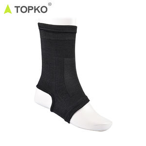 TOPKO sports ankle sleeves support compression ankle brace