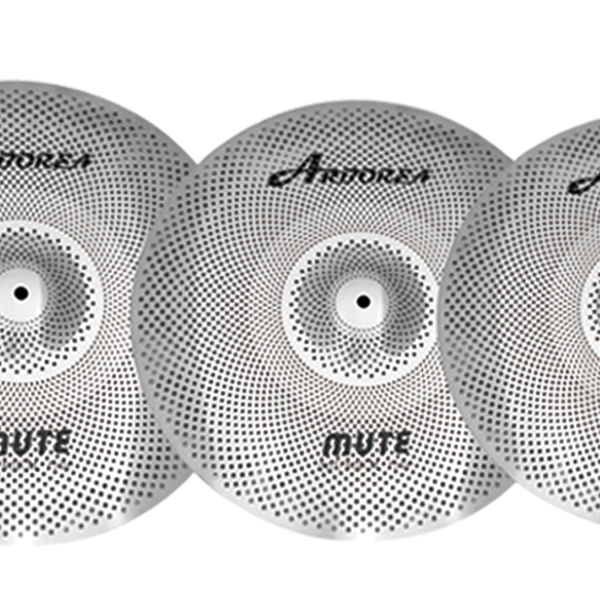Arborea Mute Cymbals Pack With Customized