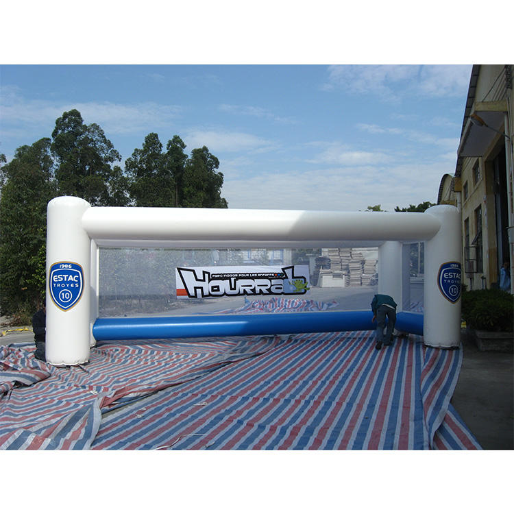 बिक्री के लिए वाणिज्यिक <span class=keywords><strong>inflatable</strong></span> फुटबॉल खेल <span class=keywords><strong>inflatable</strong></span> फुटबॉल लक्ष्य