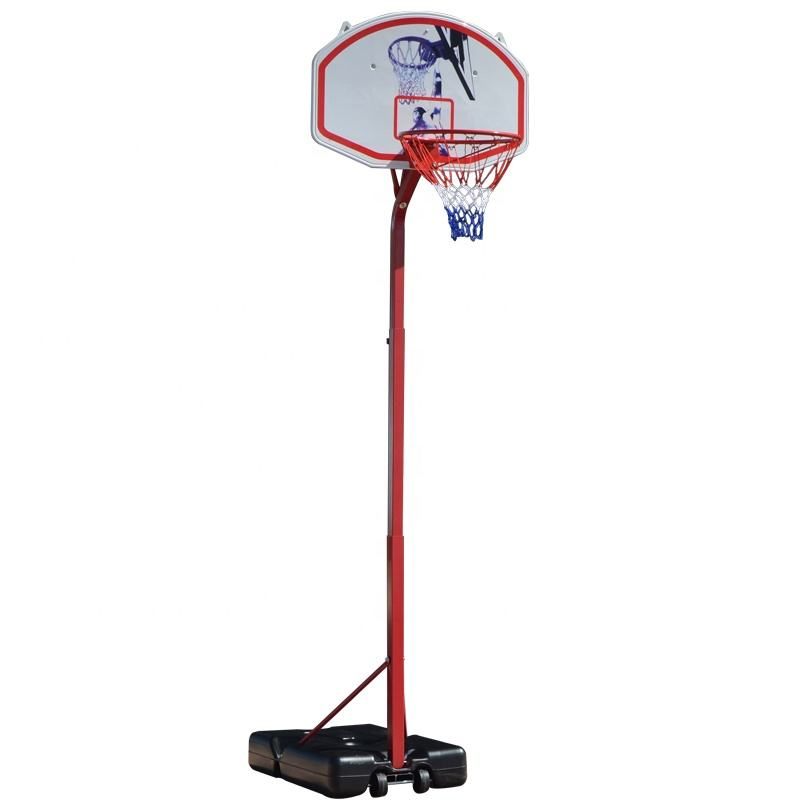 M.Dunk Ring <span class=keywords><strong>Basket</strong></span> Portabel, dengan Backboard Benturan