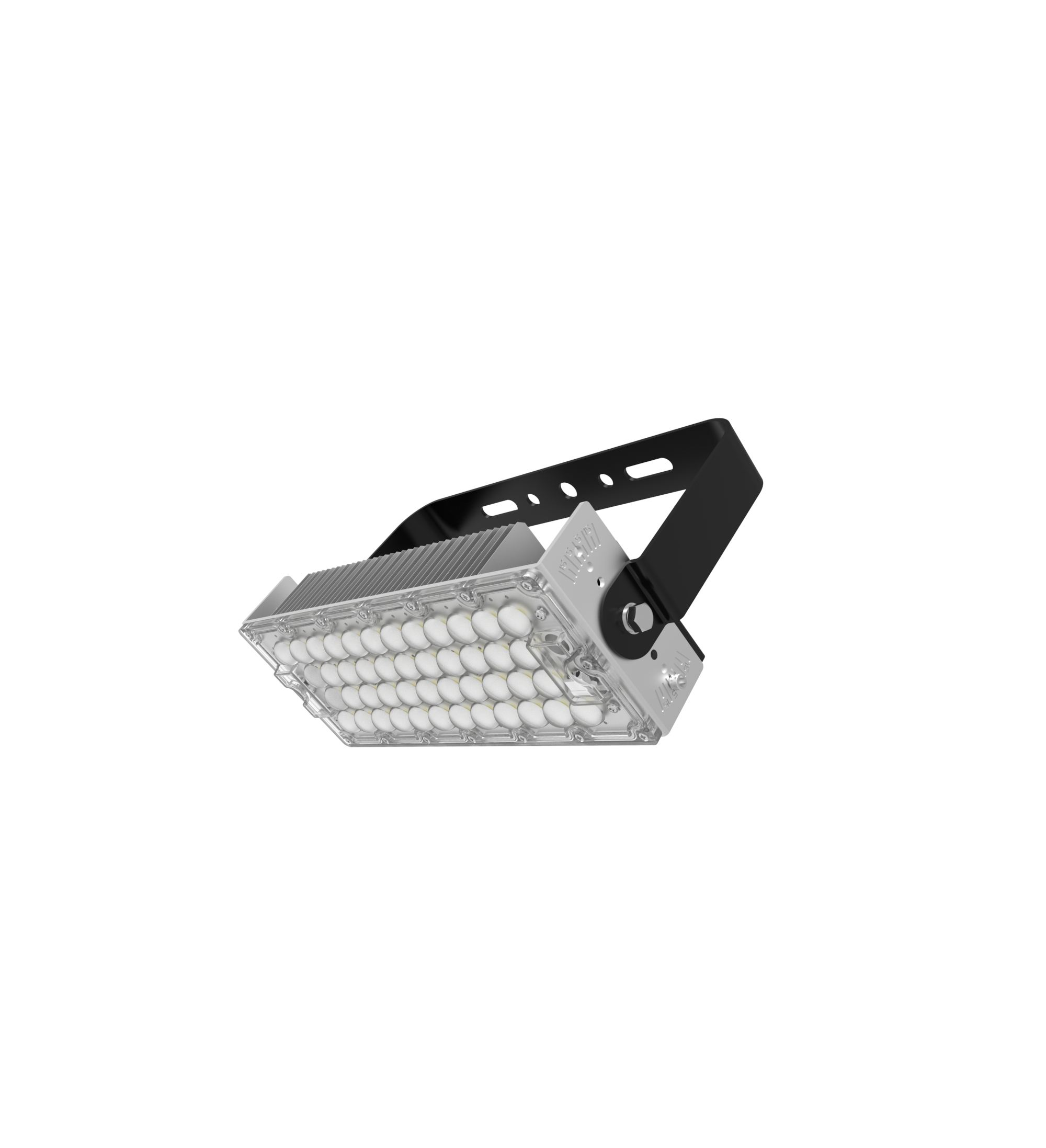 Lampshining cheap price lampshining 100w and 120w stadium high mast light with Meanwell driver