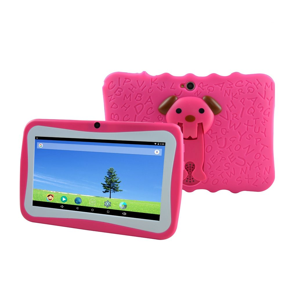 Hot Educational 7 inch Quad Core wifi Android 8G kids tablet
