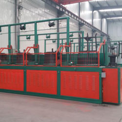 Low/high carbon Wire drawing machine for low carbon steel wire