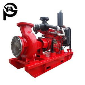Pump Set Fire Pump Set Diesel Driven Single Stage Single Suction Fire Pump Set