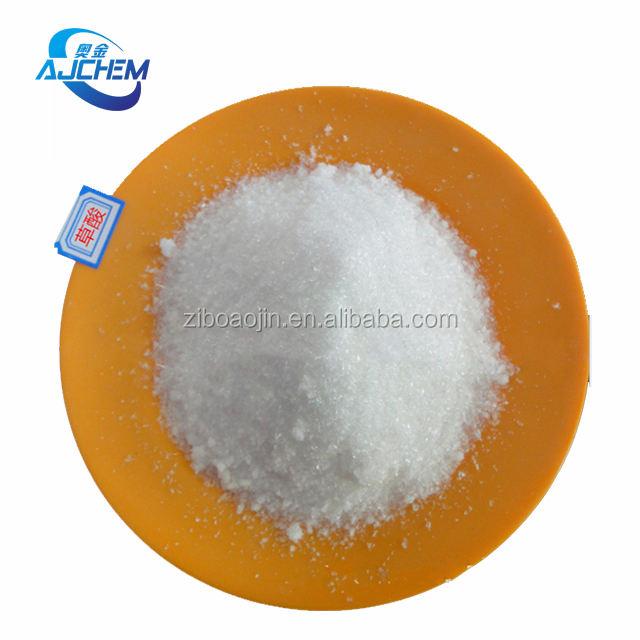 Venda quente melhor qualidade 99.6% ácido Oxálico, Ácido Ethanedioic preço CAS 144-62-7