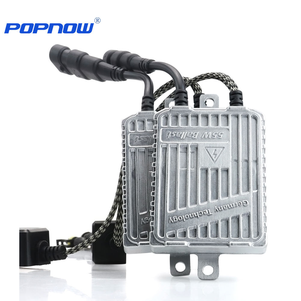 AES Best Selling HID Ballast Kit Car LED Headlight 6000K 8000K 10000K 35W 55W 100W Slim Canbus HID Xenon Ballast