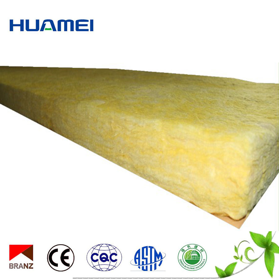 Waterproof Mineral Insulation Glass Wool
