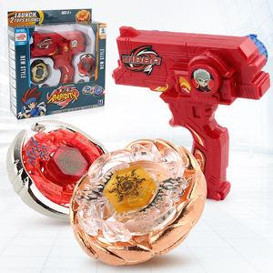 Spinning Top Set Pertempuran Beyblade Mainan Set Logam Bayblade