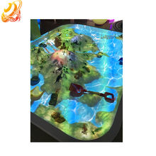 Kids Sandbox AR Sand Table Projector Game Indoor Projection System