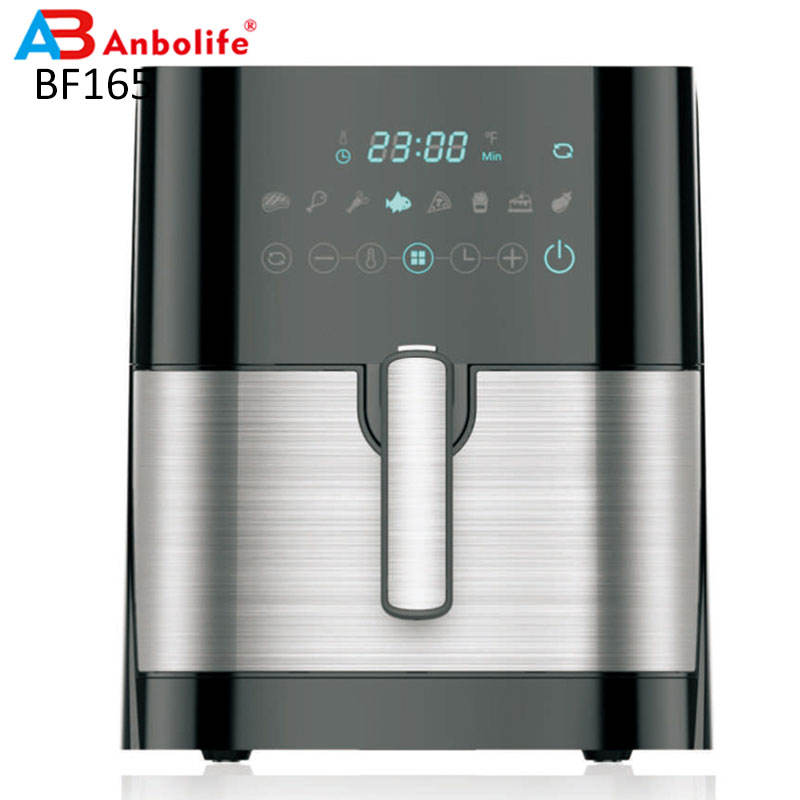 Stainless Steel Electric Pressure Cooker Oven Family Size Huge Capacity with Air Fryer accessories Digital Air Fryer