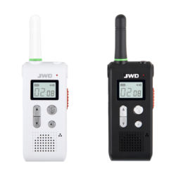 JWD  Wireless 3KM Mini Walkie+Talkie walkie talkie Radio Long Range