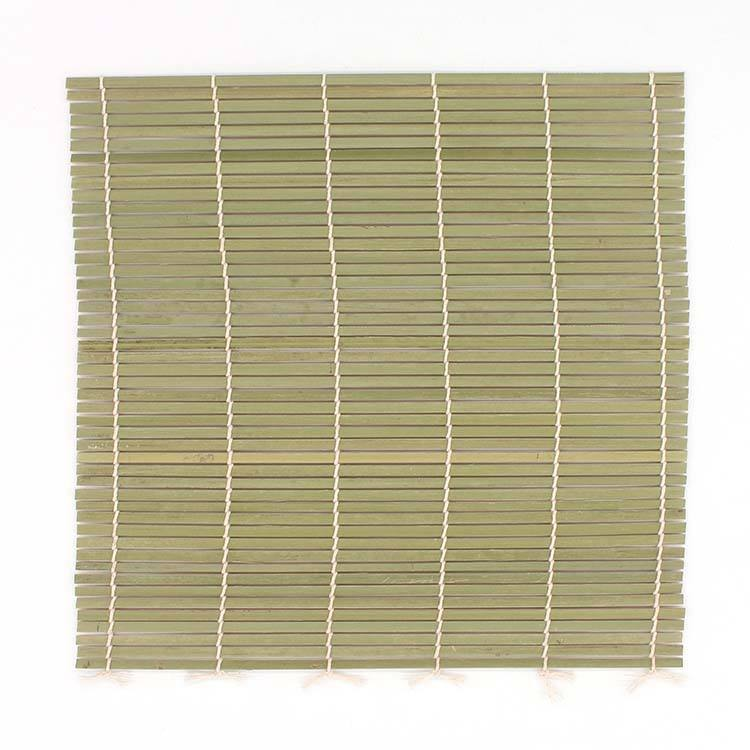 Better promotional kitchen high quality bamboo coaster