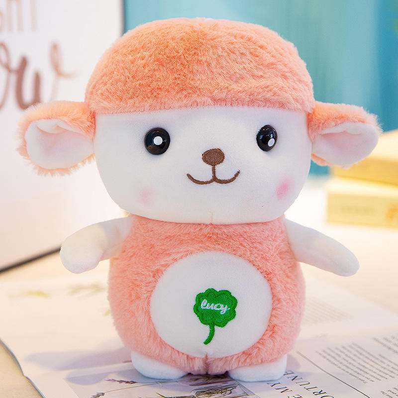 ICTI/ISO9001/Disney audited certificates bulk sheep plush toy