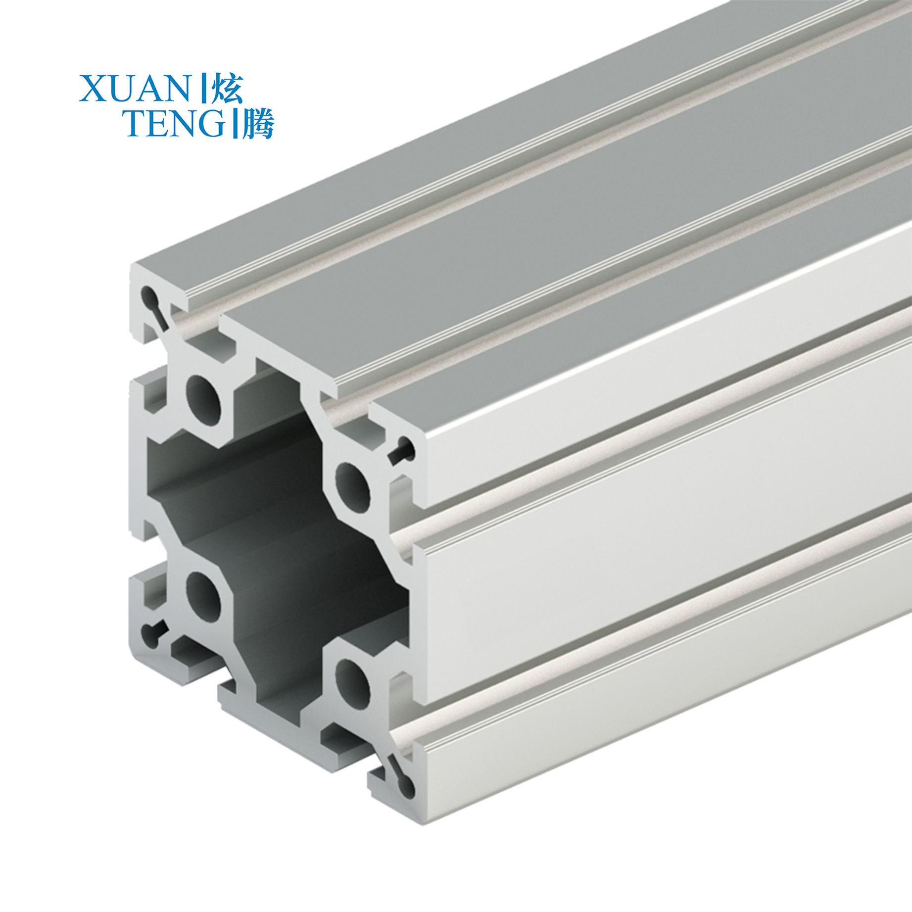 customized aluminum profile Widely Used Industrial Aluminum Profile